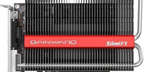"""Gainward GTX 750 2GB """"SilentFX"""" - 426018336-3330 + Předplatné časopisu CHIP v hodnotě 570,- Kč"""