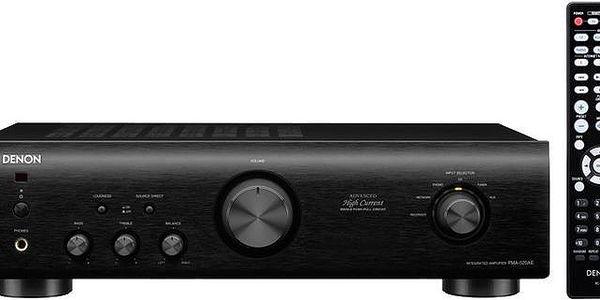 Denon PMA-720AE, černá