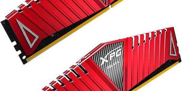 ADATA XPG Z1 16GB (2x8GB) DDR4 2800, červená CL 17 - AX4U2800W8G17-DRZ