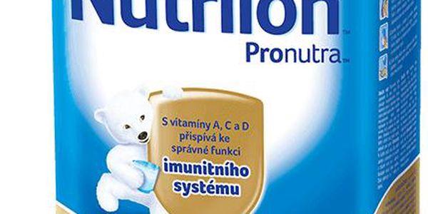 3x NUTRILON 5 ProNutra (800 g) - kojenecké mléko