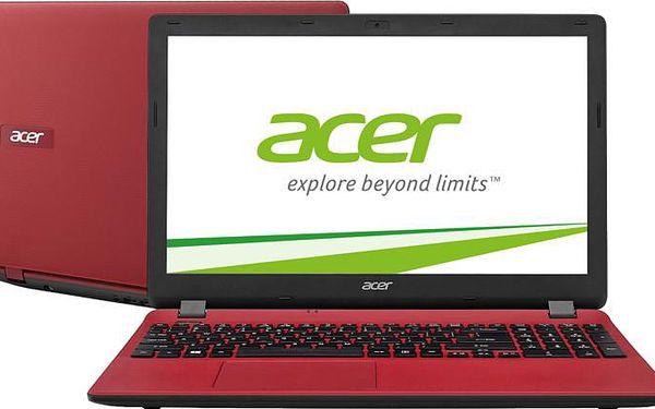 Acer Aspire ES15 (ES1-531-C0SJ), červená - NX.MZ9EC.003
