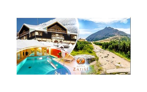 Špindlerův Mlýn, Krkonoše na 3 nebo 6 dní pro 2 osoby s polopenzí v Hotelu Zátiší*** + hodina wellness a slevy!