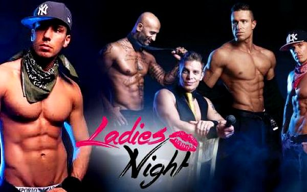 Ladies nights! Luxusní striptýzová show - Brno 13.5., Znojmo 26.5. California Dreams, Hot men dance.