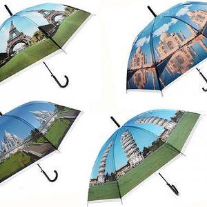 Velký deštník City