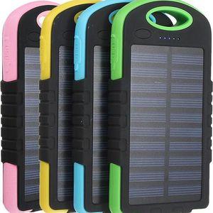 Solární nabíječka s kapacitou 8000mAh