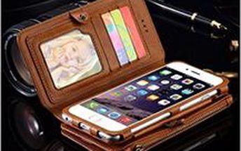 Dopřejte svému telefonu pouzdro, jež bylo stvořeno právě pro něj. Luxusní obal na iPhone 6/6S!