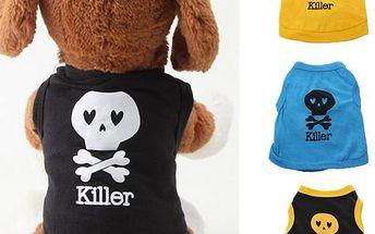 Obleček pro pejsky - Killer