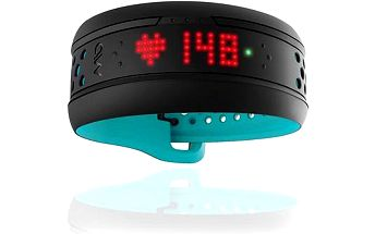MIO Fuse activity tracker modrý