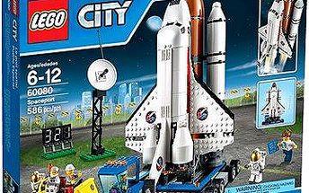 LEGO City Space port 60080 Kosmodrom