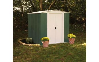 Arrow zahradní domek ARROW DRESDEN 86 zelený
