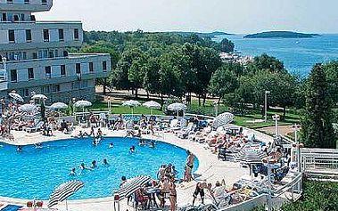 Poreč / Hotel Delfin - Istrie, Istrie, Chorvatsko, autobusem, polopenze
