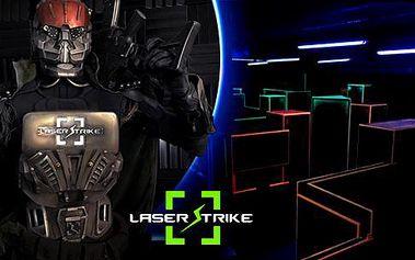 Laser Game v nové aréně Laser Strike přímo v OC Černý Most! 15min. hra plná adrenalinu pro 1 až 16 hráčů.