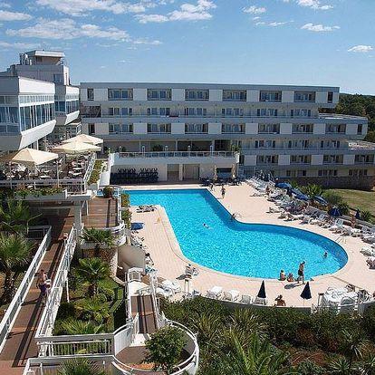 Delfin Hotel - Istrie (až -41%), Istrie, Chorvatsko, autobusem, polopenze