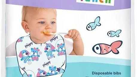 Bella Baby Happy jednorázový 5ks + dárek Ubrousky čistící Panda 64 ks (zdarma)
