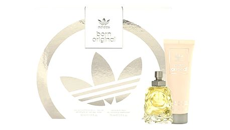 Adidas Born Original For Him EDT dárková sada M - EDT 30 ml + sprchový gel 75 ml