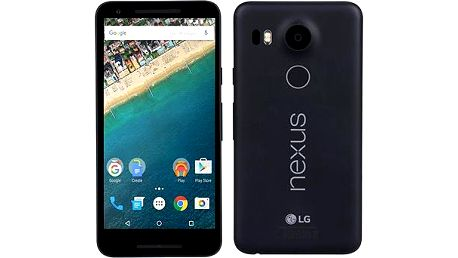 LG Nexus 5x Black 32GB