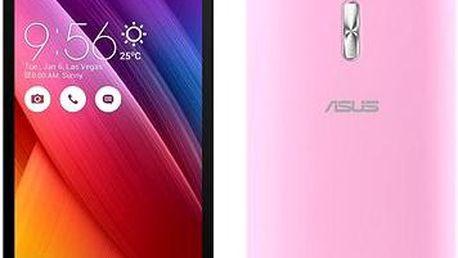 ASUS ZenFone Selfie ZD551KL 32GB růžový Dual SIM