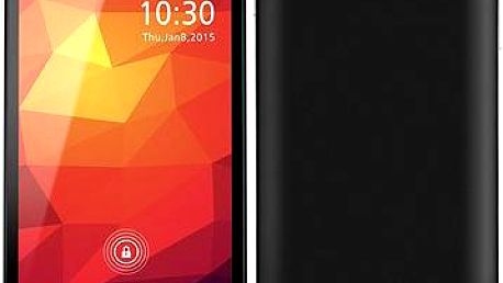 Sencor Element P452 Dual SIM černý
