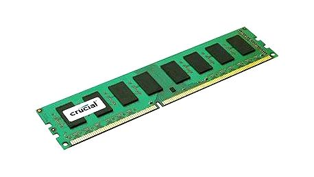 Crucial 2GB DDR3 1600MHz CL11 128x8