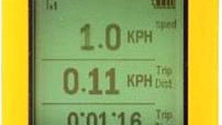Canmore GP-101 Sport, žlutý