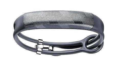 Jawbone UP2 Gunmental Hex Rope