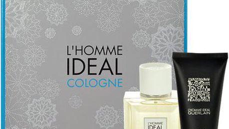 Guerlain L´Homme Ideal Cologne toaletní voda dárková sada pro muže - Edt 50ml + 75ml sprchový gel