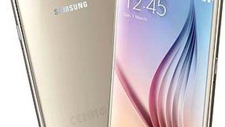 Samsung Galaxy S6 (SM-G920F) 64GB Gold Platinum