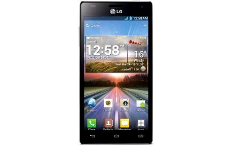 LG P880 Optimus 4xHD (Black)