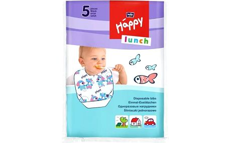 Bella Baby Happy jednorázový 5ks