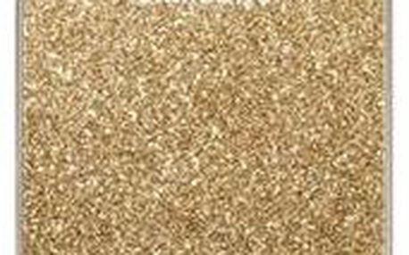 Samsung EF XG928CF Glitter zadní kryt S6Edge+,Gold