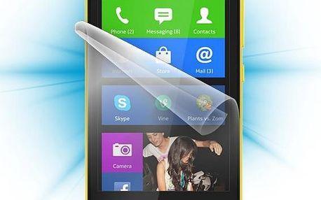 ScreenShield fólie pro Nokia X Dual SIM (display)