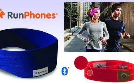 AcousticSheep RunPhones® Wireless Blue S RB2US