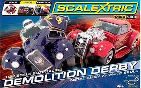 SCALEXTRIC Quick Build - Demolition Derby