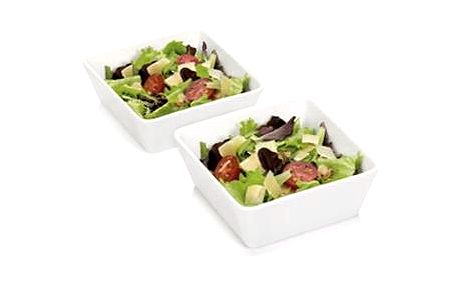 Salátová miska FIESTA 15x15 cm, 2 ks