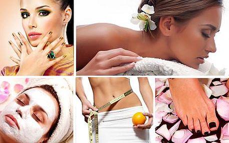 Královská luxusní péče pro dámy v délce až 6 hodin