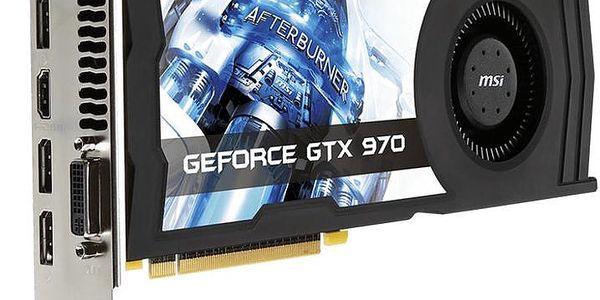 MSI GTX 970 4GD5 OC
