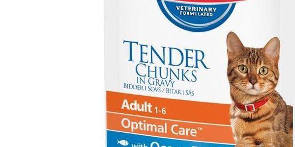 Hill's Feline Adult Ocean Fisch kapsička 12 x 85g