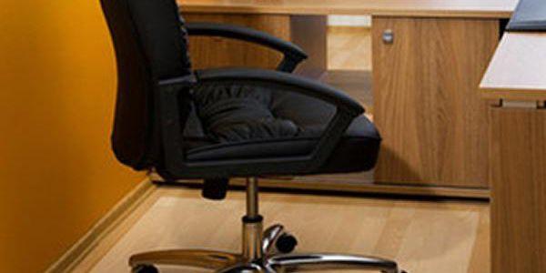 Ochranná podložka pod židli - chrání podlahu před opotřebením a poškrábáním!