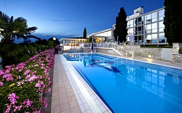 Hotel Zorna - Istrie (až -10%), Istrie, Chorvatsko, vlastní doprava, all inclusive