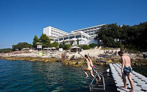 Hotel Brioni - Istrie (až -15%), Istrie, Chorvatsko, vlastní doprava, polopenze