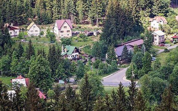 Aktivní dovolená na Horní Bečvě s polopenzí a zvýhodněným vstupným do Valašského muzea v přírodě4