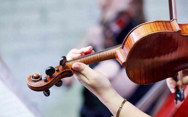 Koncert: Smetana, Dvořák a Vivaldi v Klementinu