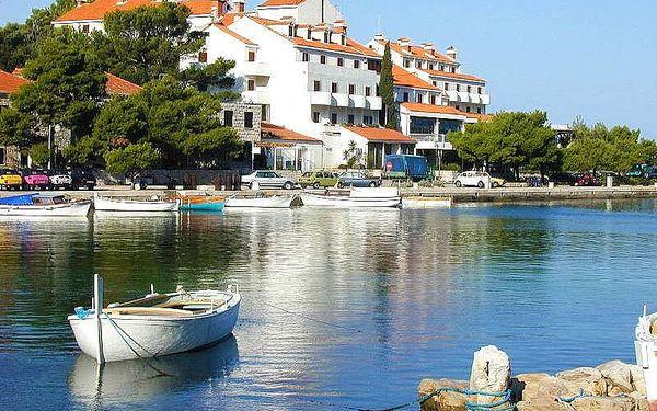 Hotel Odisej - Mljet (až -43%), Mljet, Chorvatsko, vlastní doprava, plná penze
