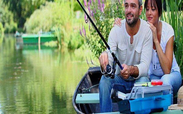 Parádní léto v jižních Čechách pro DVA s polopenzí a rybářskou povolenkou