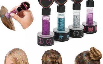 Razítka na vlasy Hot Stamps 4 ks