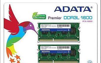 ADATA Premier 8GB (2x4GB) DDR3 1600 CL 11 - ADDS1600W4G11-2