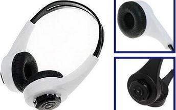 Bezdrátová sluchátka TF Card MD-333