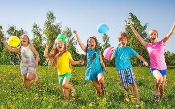 Červencový příměstský tábor pro děti do 12 let