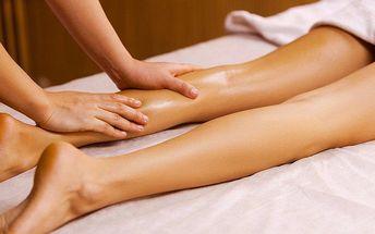 Anticelulitidní masáž včetně zábalu