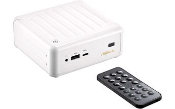 ASRock Beebox /N3150/bez DDR3L/bez mSATA/Bez OS, bílá - BEEBOX N3150/W/BB
